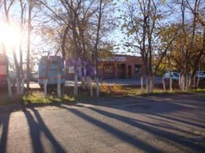 В Челябинске захватили автовокзал