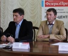 Эдуард Маховский и Станислав Новичихин