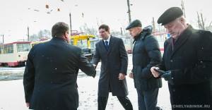 "Давыдову показывают ""троллейбусы на батарейках"""