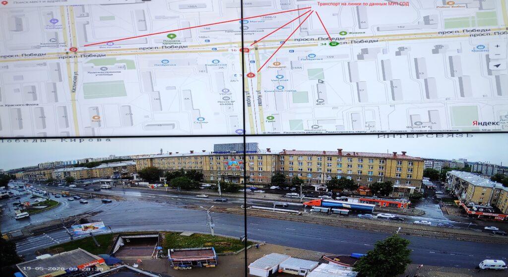 Навигация транспорт Челябинск